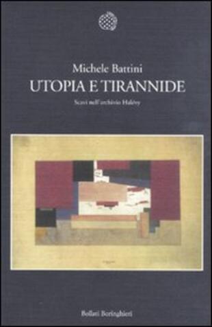 copertina Utopia e tirannide