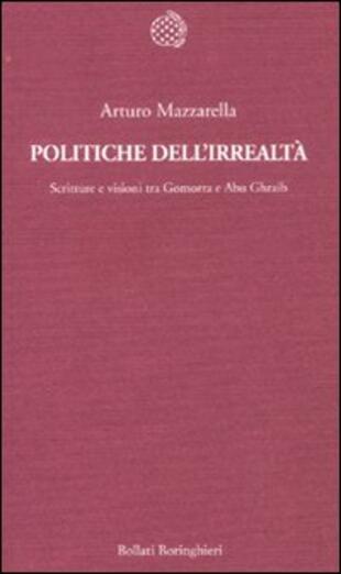 copertina Politiche dell'irrealtà