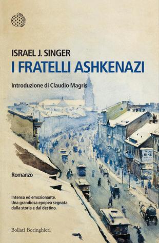 copertina I fratelli Ashkenazi