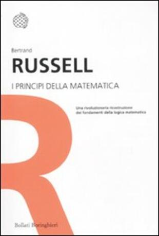 copertina I principi della matematica
