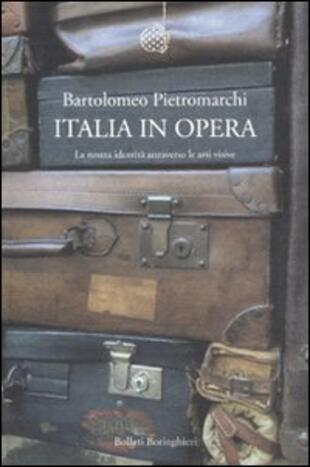 copertina Italia in opera