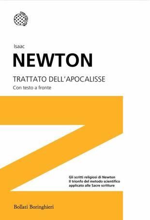 copertina Trattato sull'Apocalisse