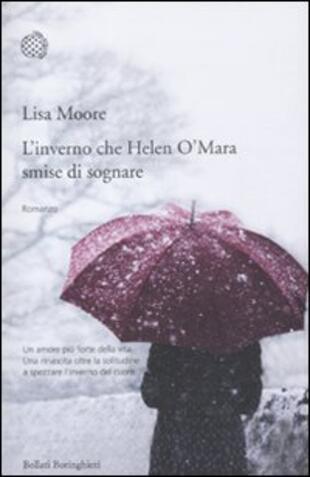copertina L'inverno che Helen O'Mara smise di sognare