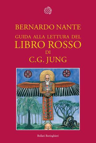 copertina Guida alla lettura del «Libro rosso» di C.G. Jung