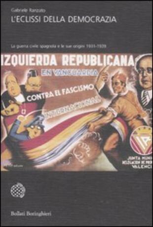 copertina L'eclissi della democrazia