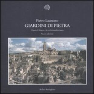 copertina Giardini di pietra