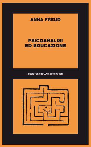 copertina Psicoanalisi ed educazione
