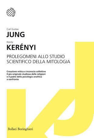 copertina Prolegomeni allo studio scientifico della mitologia