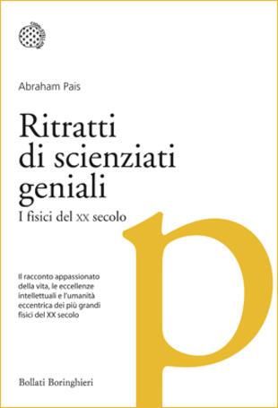 copertina Ritratti di scienziati geniali