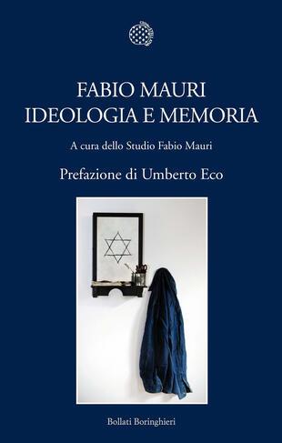 copertina Fabio Mauri. Ideologia e memoria