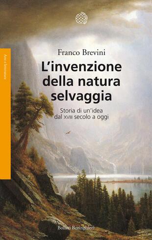 copertina L'invenzione della natura selvaggia