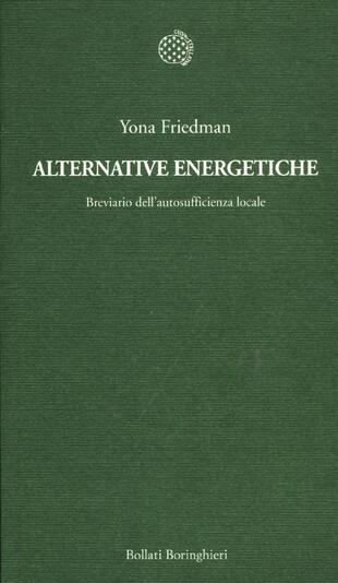 copertina Alternative energetiche