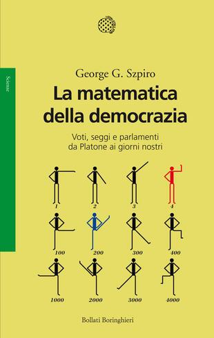 copertina La matematica della democrazia