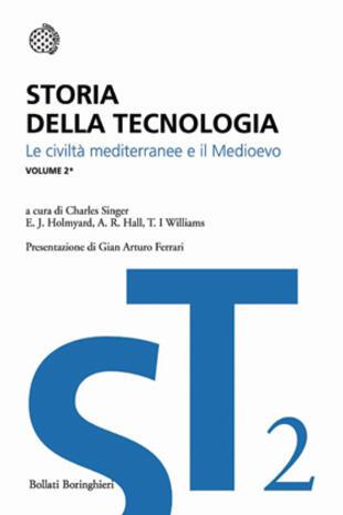 copertina Storia della tecnologia - Vol. 2/1