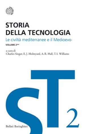 copertina Storia della tecnologia - Vol. 2/2