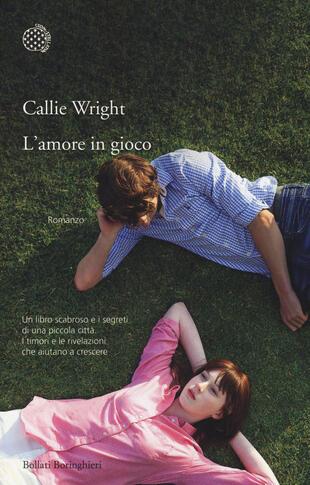 copertina L'amore in gioco