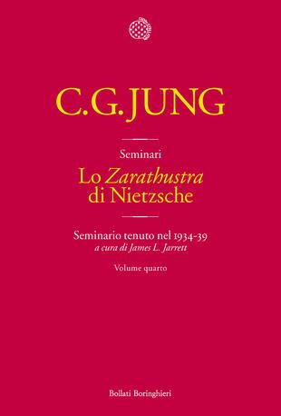 "copertina Lo ""Zarathustra"" di Nietzsche"