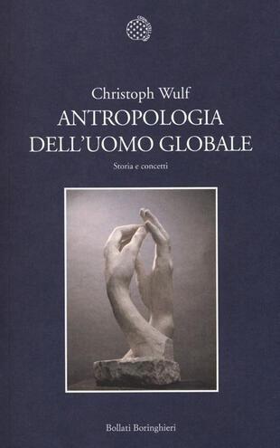 copertina Antropologia dell'uomo globale