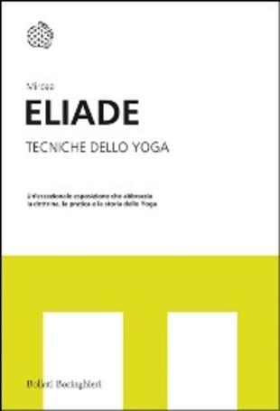copertina Tecniche dello Yoga