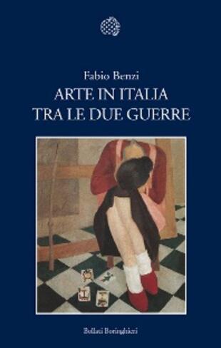 copertina Arte in Italia tra le due guerre