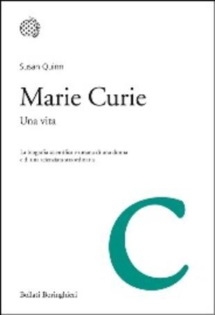 copertina Marie Curie