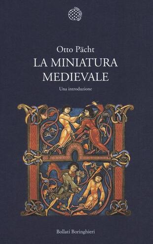 copertina La miniatura medievale