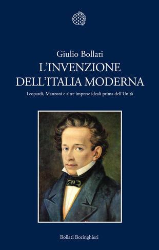 copertina L'invenzione dell'Italia moderna