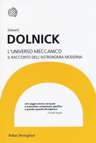 copertina L'universo meccanico
