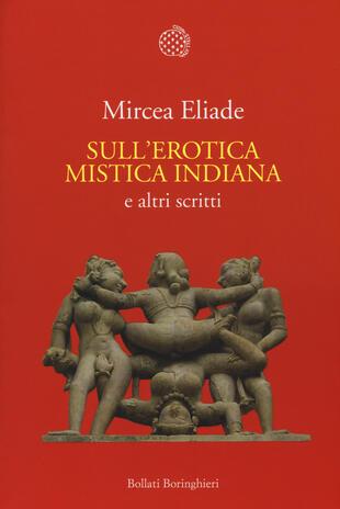 copertina Sull'erotica mistica indiana