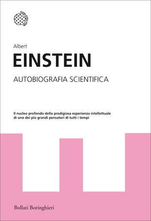 copertina Autobiografia scientifica