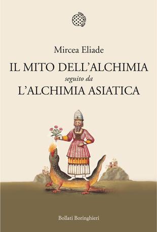 copertina Il mito dell'alchimia