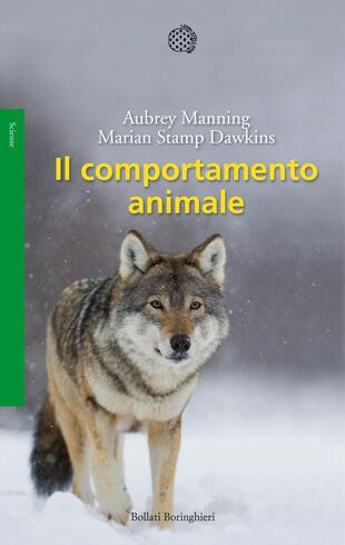 copertina Il comportamento animale