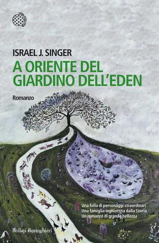 copertina A oriente del giardino dell'Eden