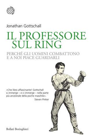 copertina Il professore sul ring