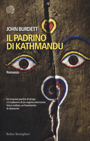 copertina Il Padrino di Kathmandu