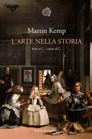 copertina L'arte nella storia