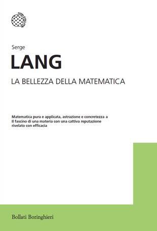 copertina La bellezza della matematica
