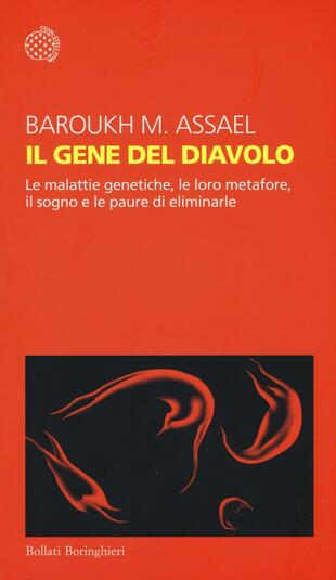 copertina Il gene del diavolo