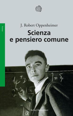copertina Scienza e pensiero comune