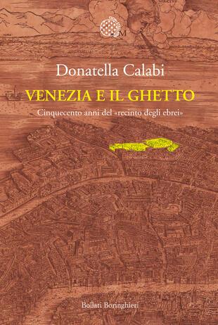 copertina Venezia e il Ghetto