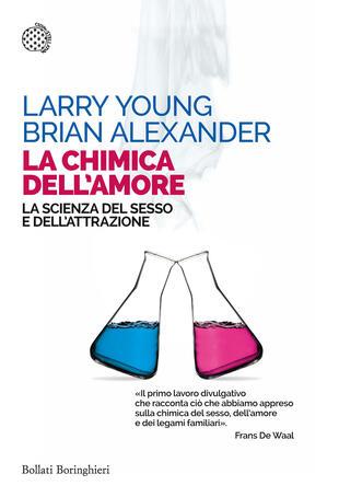 copertina La chimica dell'amore