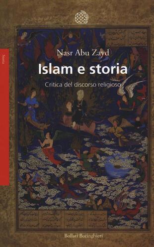 copertina Islam e storia