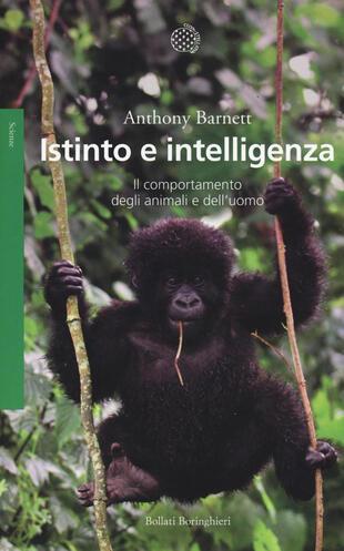 copertina Istinto e intelligenza