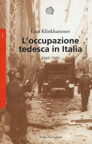 copertina L'occupazione tedesca in Italia. 1943 - 1945