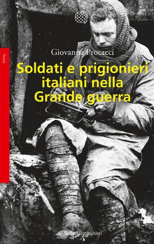 copertina Soldati e prigionieri italiani nella Grande guerra