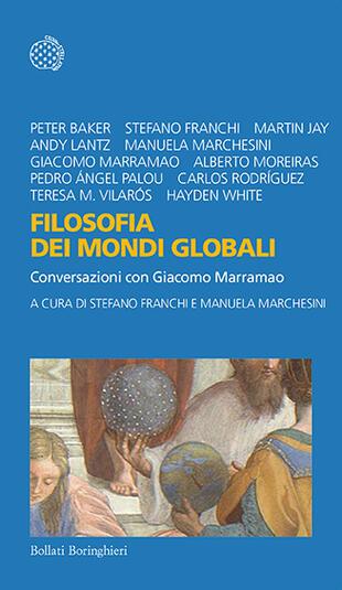 copertina Filosofia dei mondi globali