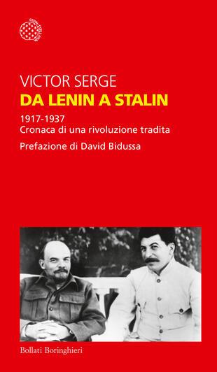 copertina Da Lenin a Stalin