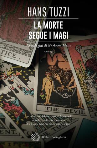 copertina La morte segue i magi