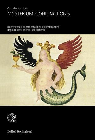 copertina Mysterium coniunctionis