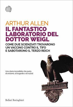 copertina Il fantastico laboratorio del dottor Weigl